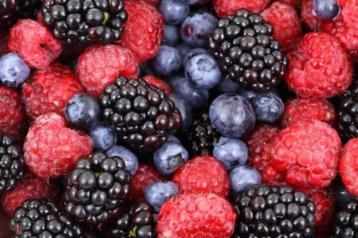 ¿Qué frutas tienen los carbohidratos más saludables?