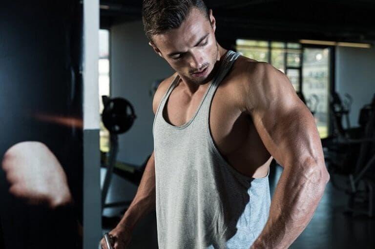 ¿a qué velocidad se debe construir masa muscular?