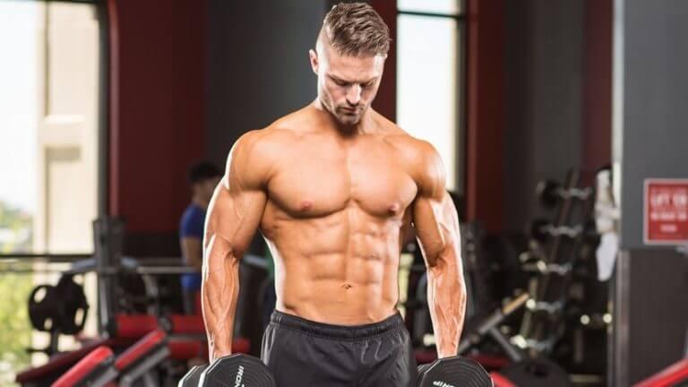 Ganar masa muscular sin comer carne