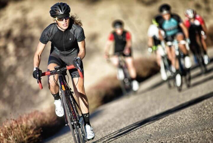 Reglas básicas para montar en bicicleta en grupo