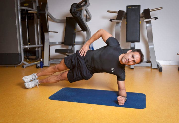 Pasos para aliviar el dolor lumbar si eres deportista