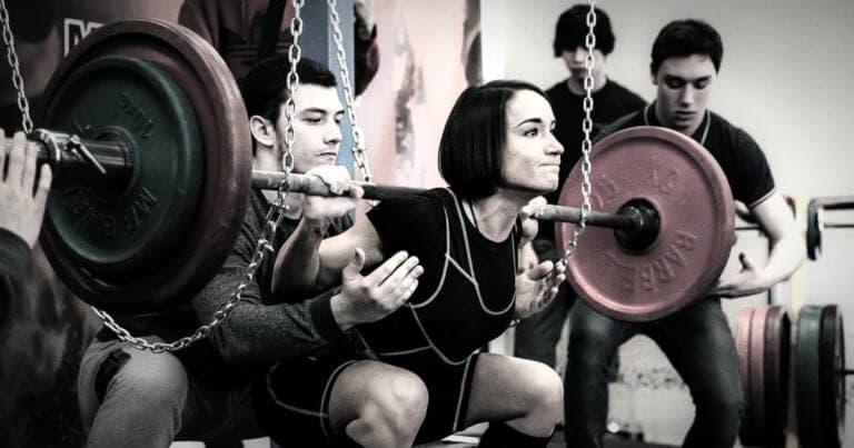 Powerlifting y halterofilia al mismo tiempo