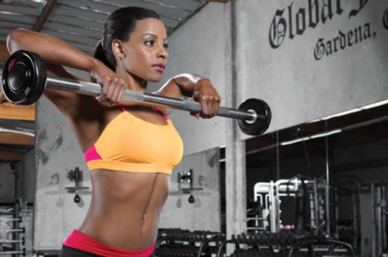 ¿las series descendentes ayudan a construir músculo?