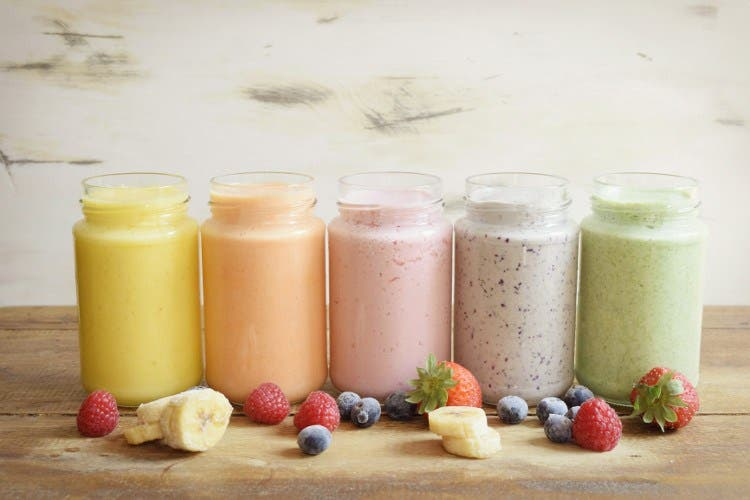6 smoothies nutritivos y rápidos de hacer