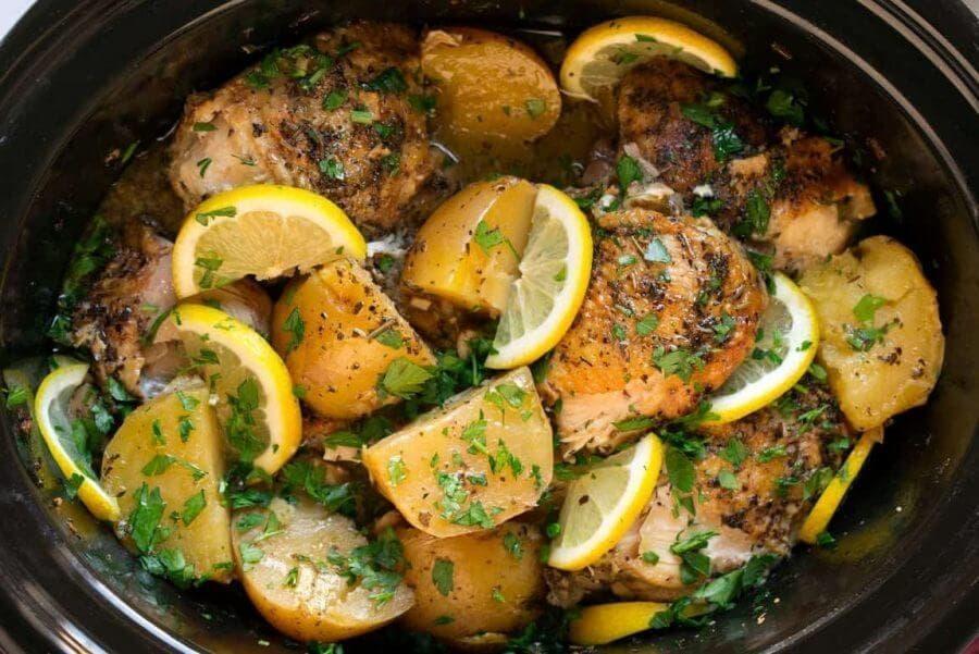 5 platos f ciles de hacer con una olla de cocci n lenta - Platos faciles para cocinar ...