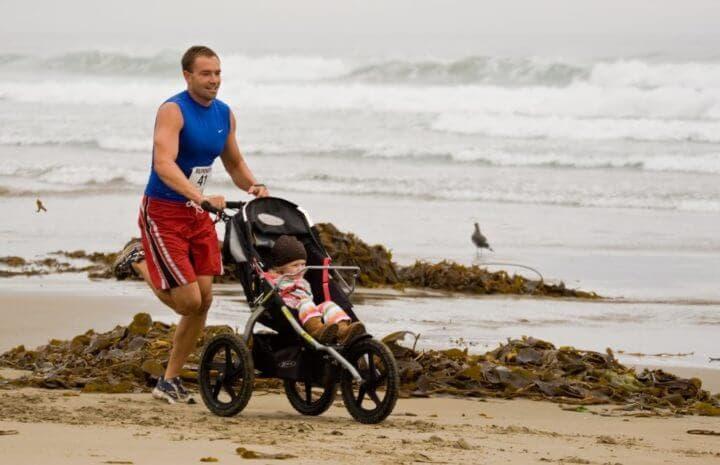 ¿Cómo practicar running con tu hijo?