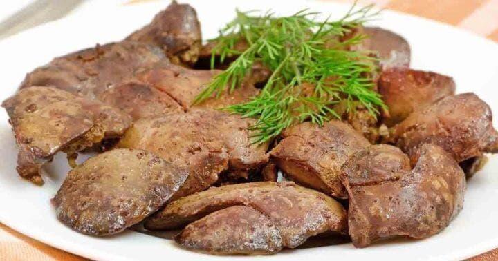 La carne de músculo tiene demasiada metionina