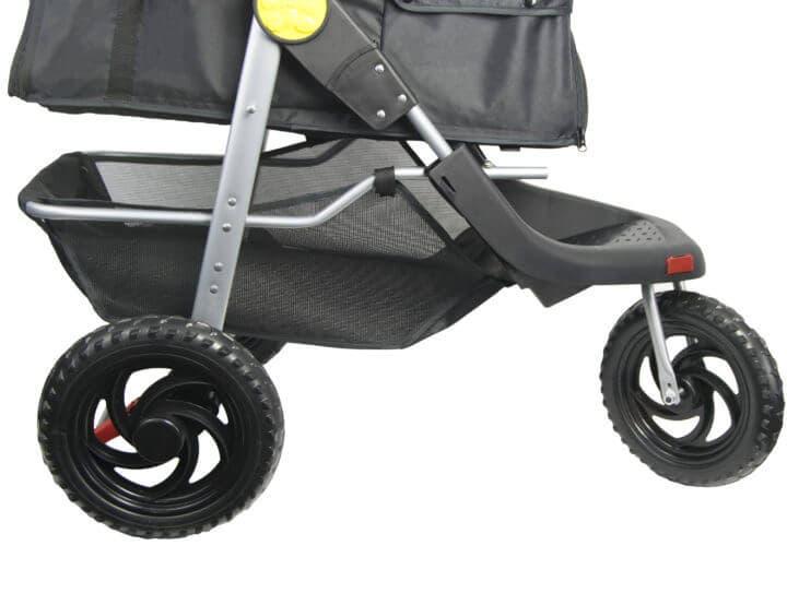 Consejos para comprar el mejor carrito de niño para running