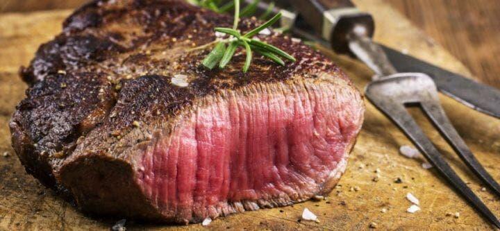 Recomendaciones para una buena cocción de la carne