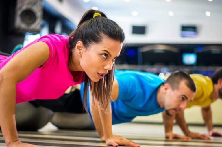 Cómo determinar si eres una persona que está en forma
