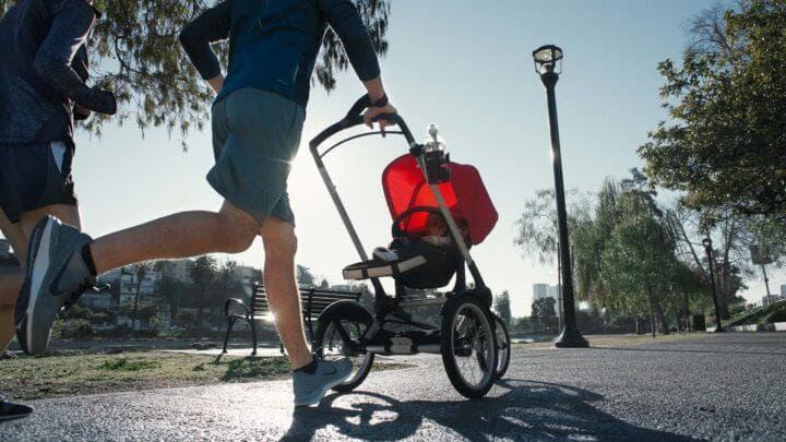 Cómo disfrutar del running con tu hijo