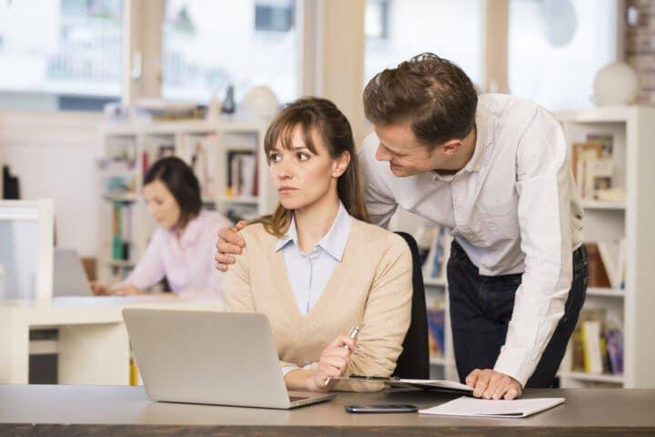 Conductas inapropiadas en el entorno laboral