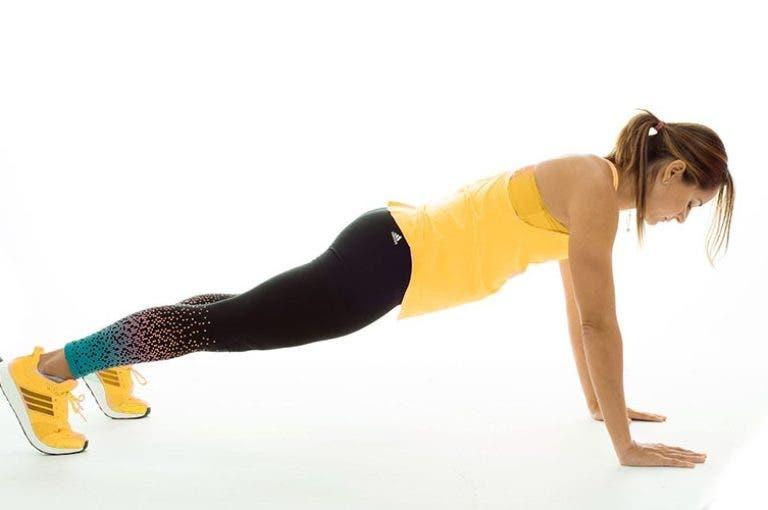 10 ejercicios con peso corporal muy efectivos para perder grasa