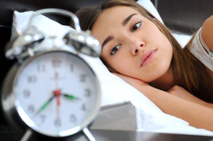 Cómo prevenir el insomnio