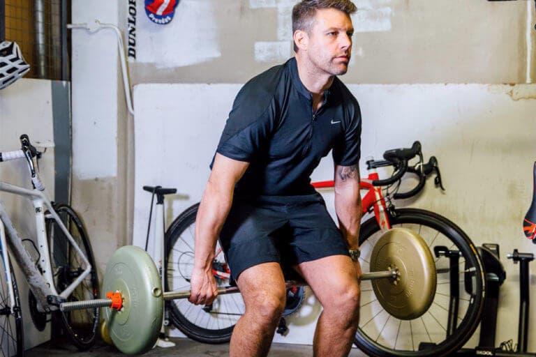 Entrenamiento de fuerza para ciclismo