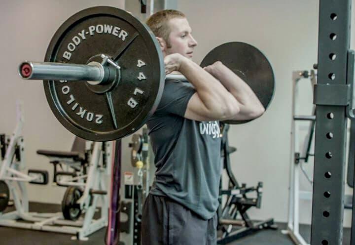 Cuánto peso levantar en el gimnasio si eres ciclista