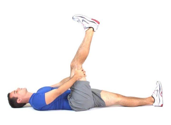 Los estiramientos que mejor alivian el dolor de rodilla