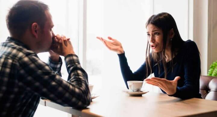 No reaccionar de manera impulsiva ante una situación de enfado