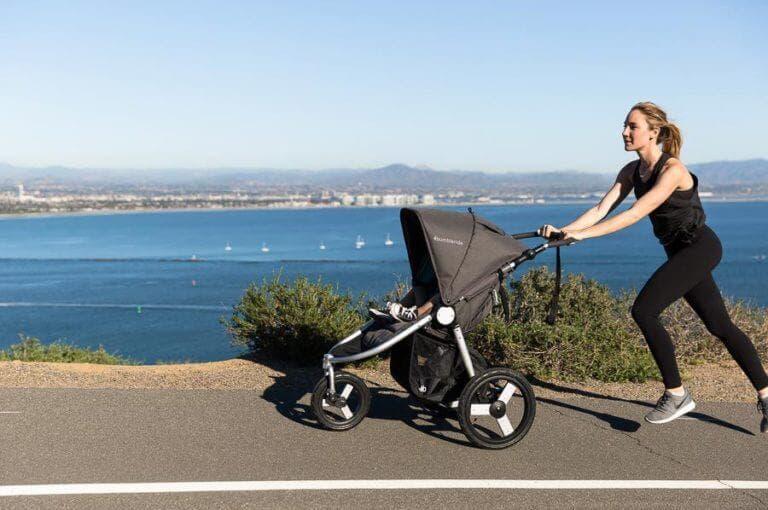 Guía para comprar un carrito para practicar running con tu hijo