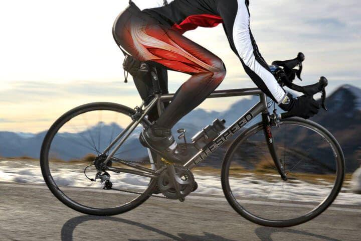 Cómo prevenir lesiones en ciclismo