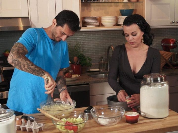 Las recetas de cocina de la televisión te hacen ganar peso