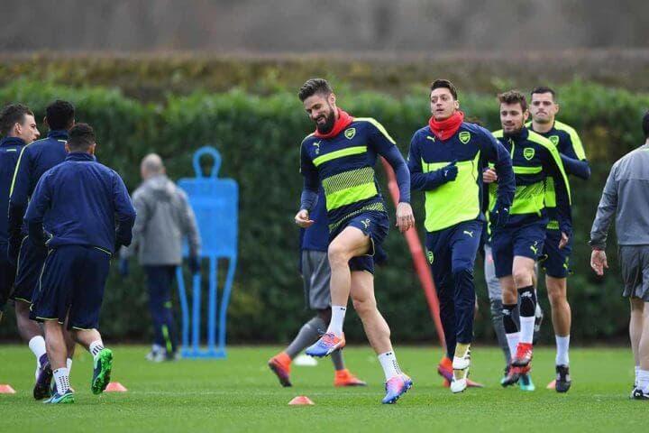 Mejora la resistencia física de los futbolistas