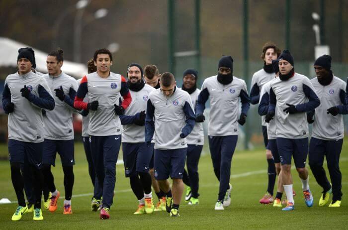 Ejercicios de resistencia aeróbicos continuos para futbolistas