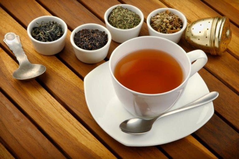 ¿qué estimulantes tiene el té?