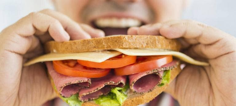 Ideas saludables para tus almuerzos