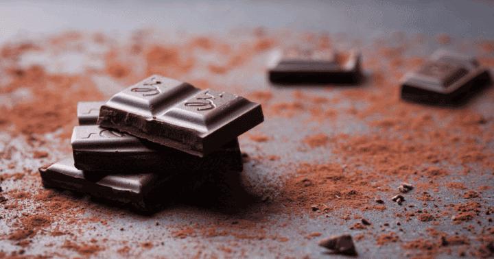 Aumentar el consumo de zinc con chocolate