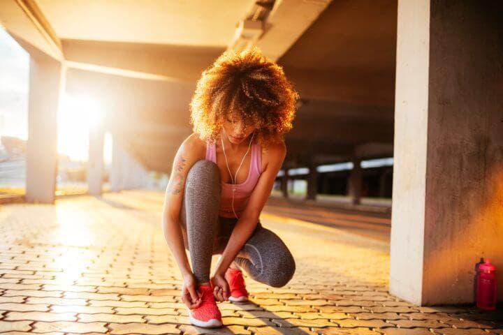 El calentamiento definitivo antes de una carrera de running