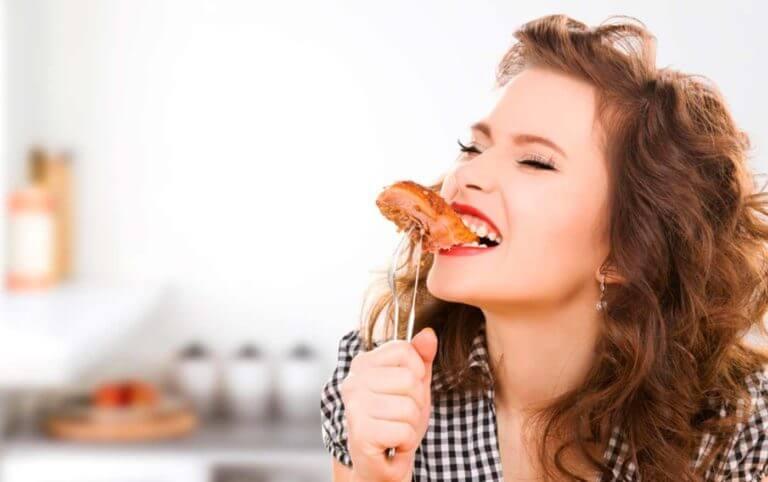 ¿Cuánta proteína puedo comer al día?