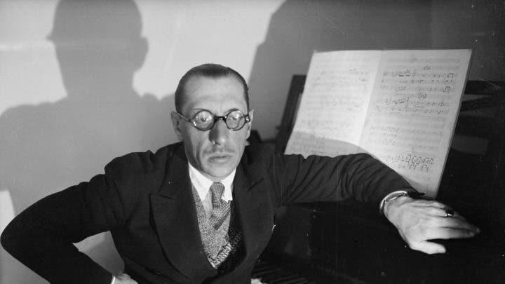 Excentricidades de Stravinsky