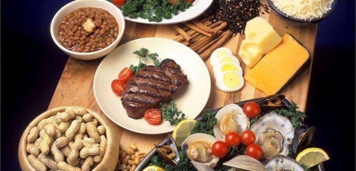 Beneficios de los alimentos que contienen zinc