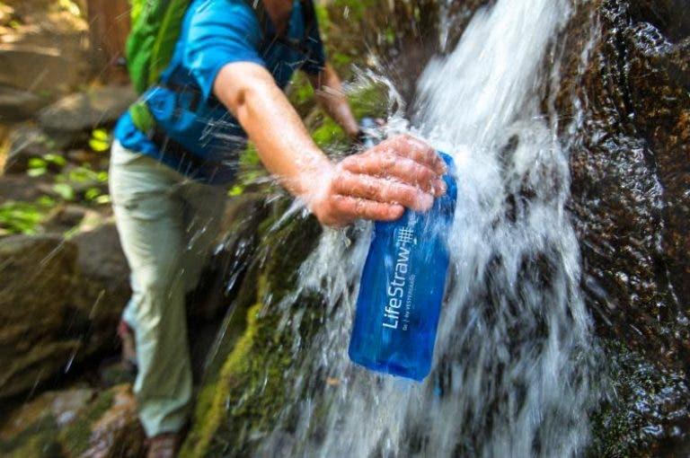 Los 7 mejores filtros de agua para ciclistas