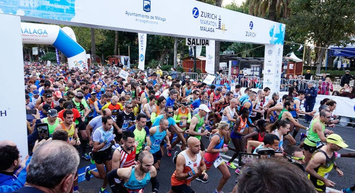 Zurich Málaga Maratón