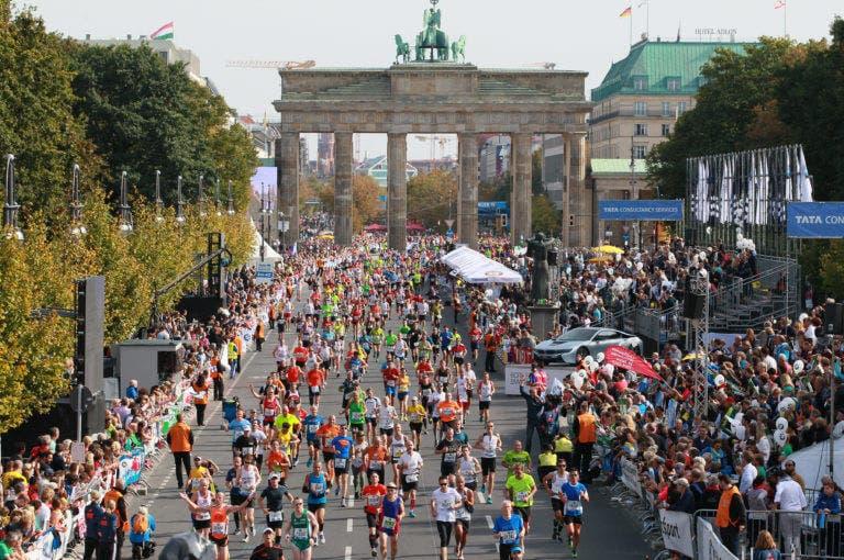 Las 5 mejores maratones para ir junto a tu familia