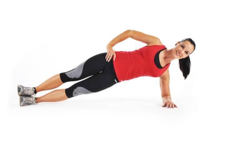 El mejor ejercicio de core para triatletas