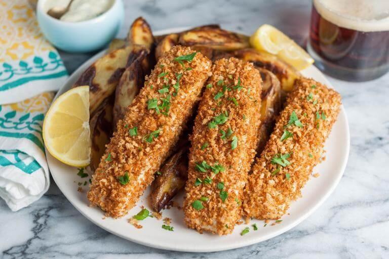 Recetas especiales de pescado para hornear