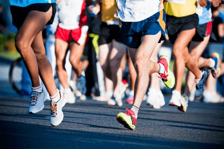 El calentamiento que debes hacer antes de una carrera importante de running