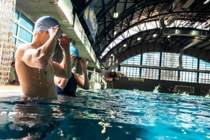 Entrenamientos para retomar la natación