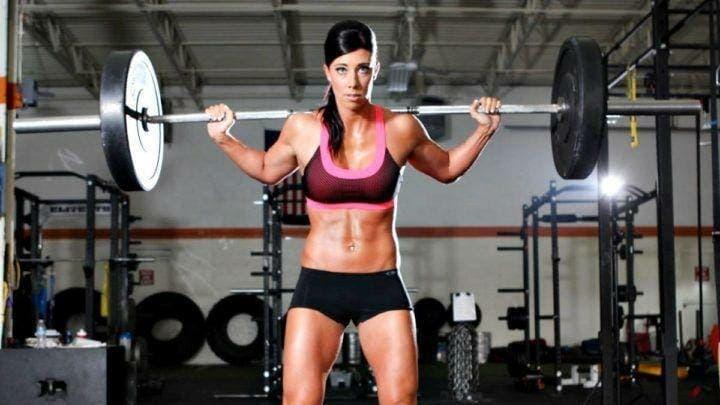 Señales de una mala técnica en los ejercicios de pesas
