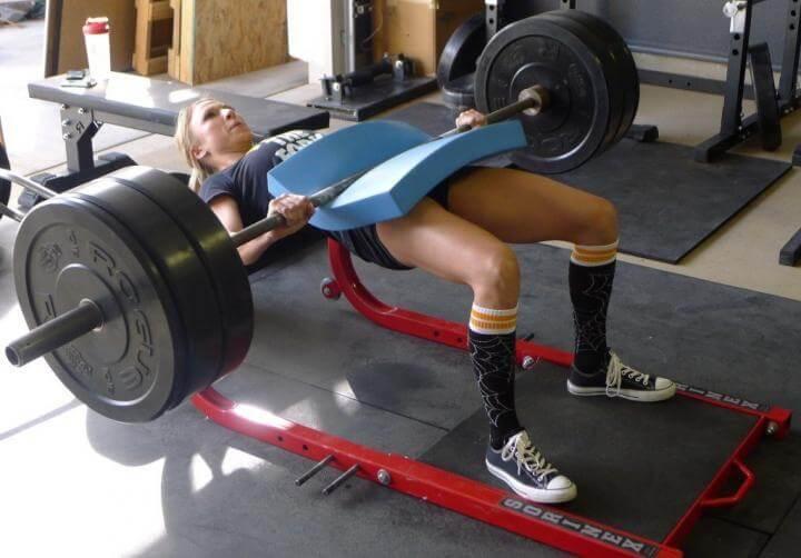 Signos de una mala técnica en los ejercicios con pesas