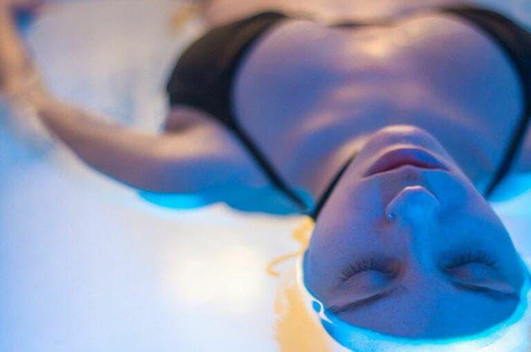 La guía definitiva de la terapia de flotación para deportistas
