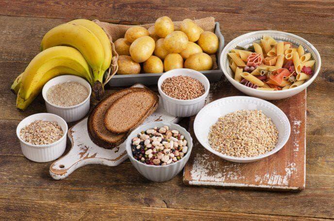Comer carbohidratos para mejorar tu entrenamiento como corredor