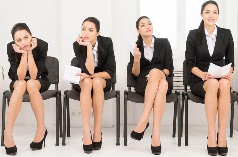 Buena actitud y buena postura son fundamentales para dejar una gran primera impresión