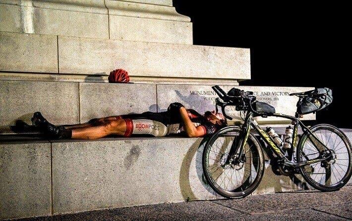 Beneficios del ciclismo para descansar mejor