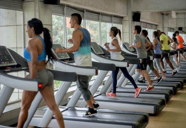 Cantidad de ejercicio necesaria para perder grasa