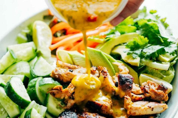 ¿Cómo preparar deliciosas y nutritivas ensaladas?