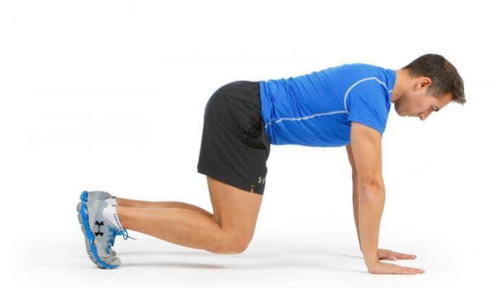 variantes de planks para principiantes